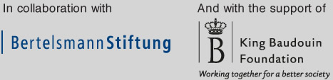 Berteslmann Stiftung - King Baudouin Foundation